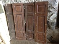 Scuri per finestre - Recupero mobili vecchi ...